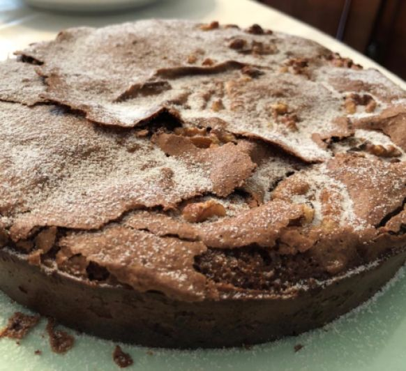 BROWNIE RAPIDO BY PILAR CON Thermomix®