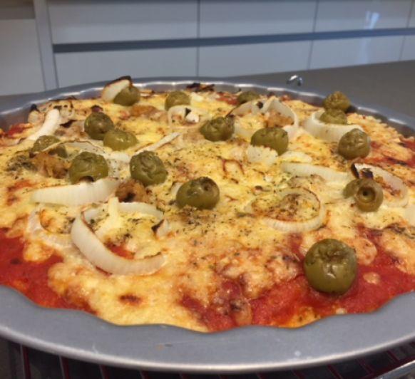 Arroz estilo pizza con Thermomix®
