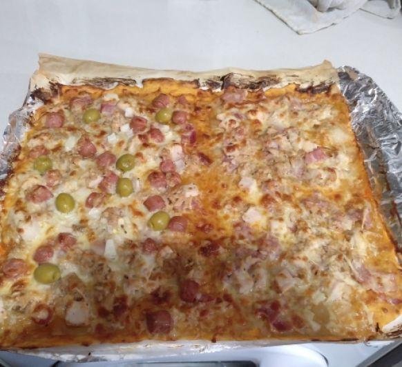 MASA DE CERVEZA PARA PIZZA by ISA AND FAMILY CON Thermomix®
