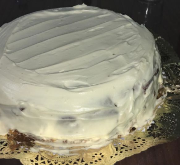 CARROT CAKE By Carmen y Blanca con Thermomix®