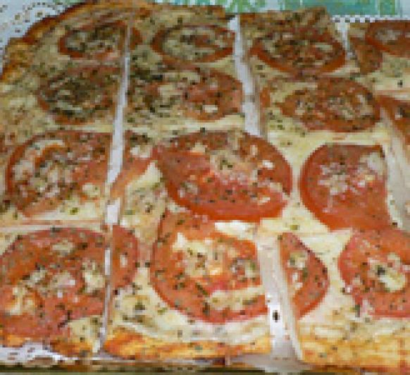 Masa pizza superfina y crujiente Thermomix®