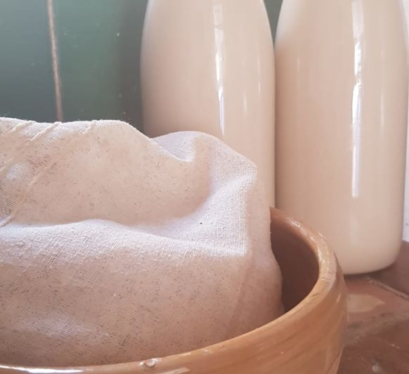 Horchata by Montse con Thermomix®