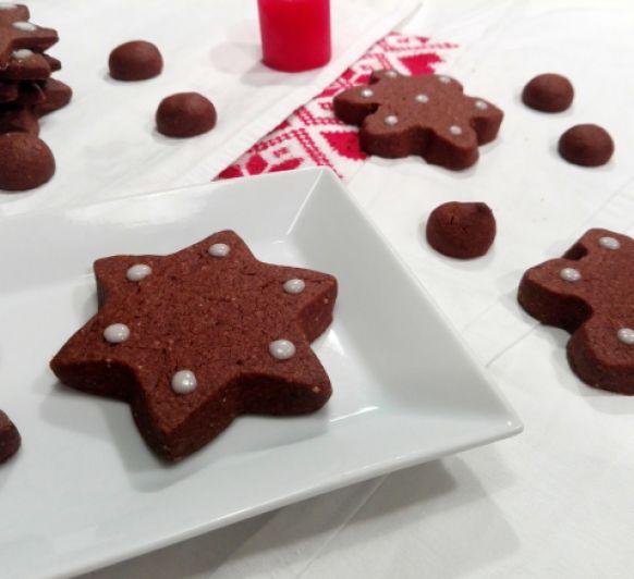 Cómo preparar galletas de cacao