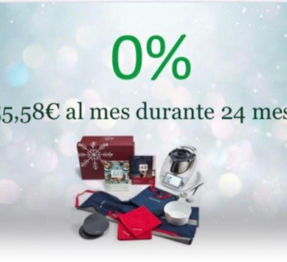 Edición 0% 40 Navidades juntos - Consigue tu TM6 sin enterarte
