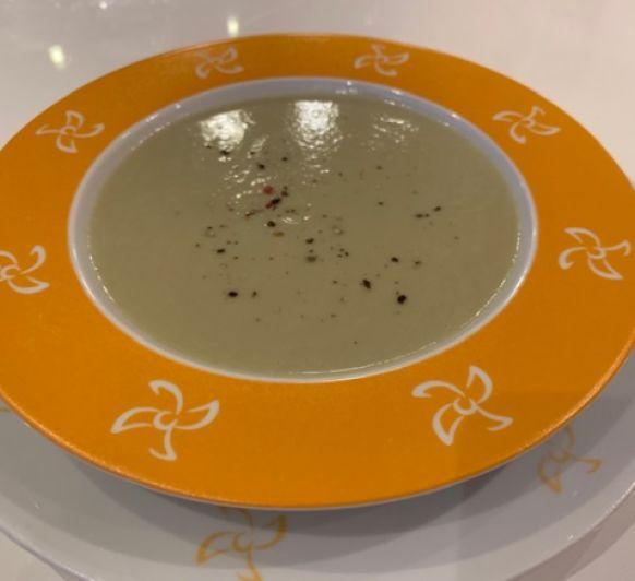 Crema de alcachofas con Thermomix®