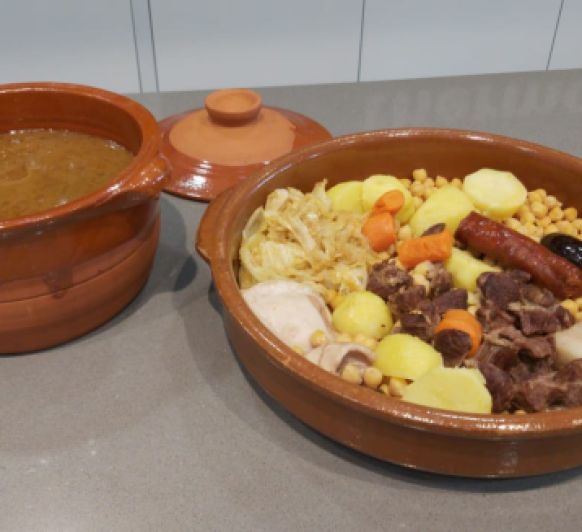 COMFORT FOOD ( COCIDO MADRILEÑO)