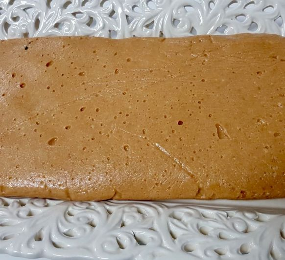 Turron de avellana con Thermomix® y TM6 0% interes