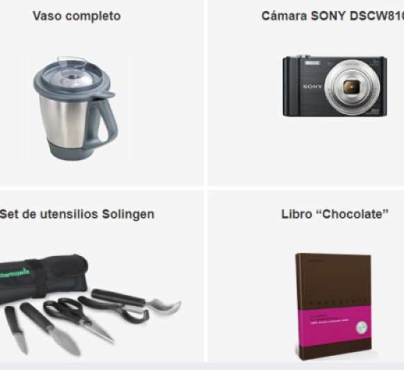 CONCURSO SHOW COOKING Thermomix®