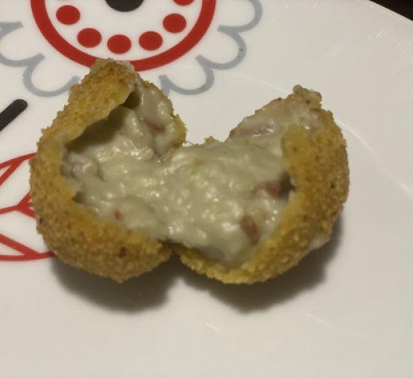 Las mejores croquetas de queso cabrales con jamón que he probado