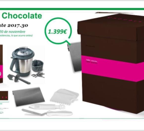 Edición Chocolate!
