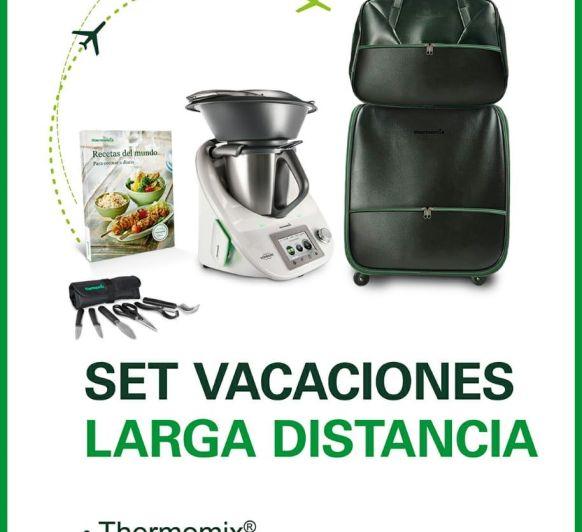 ¡¡¡Oferta Thermomix® !!! Set Vacaciones Cercanías ó larga Distancia