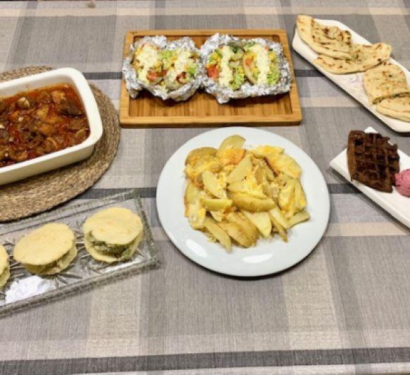 FOOD TRUCK EN CASA