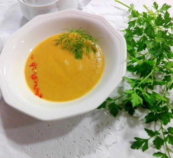 Cómo preparar crema de zanahorias en Thermomix®