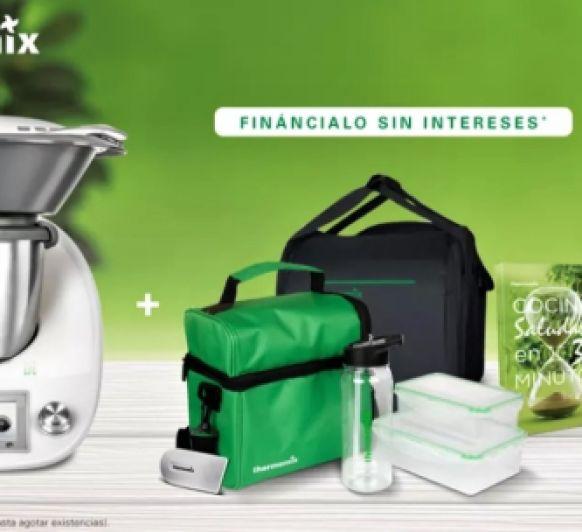 Thermomix® FINANCIADA 0% INTERESES