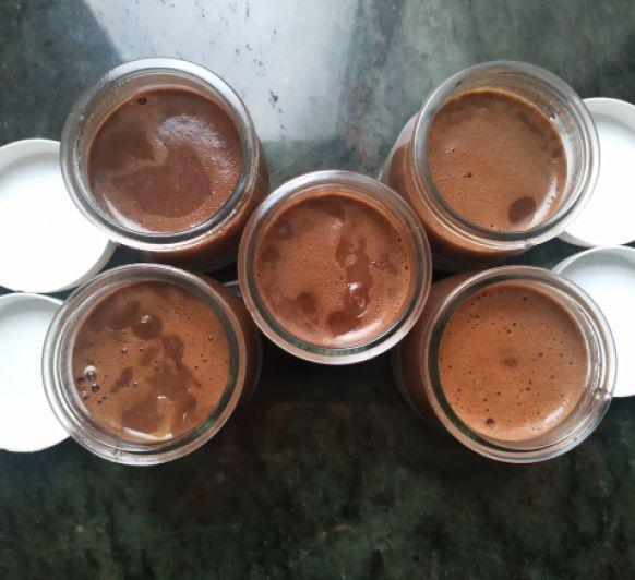 Los mejores Dalkys de chocolate caseros