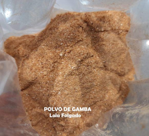 POLVO DE GAMBA