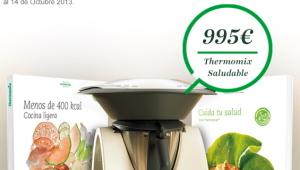 Promocion saludable con Thermomix®